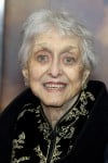 "Celeste Holm at ""War Horse"" in New York, Sunday, Dec. 4, 2011."
