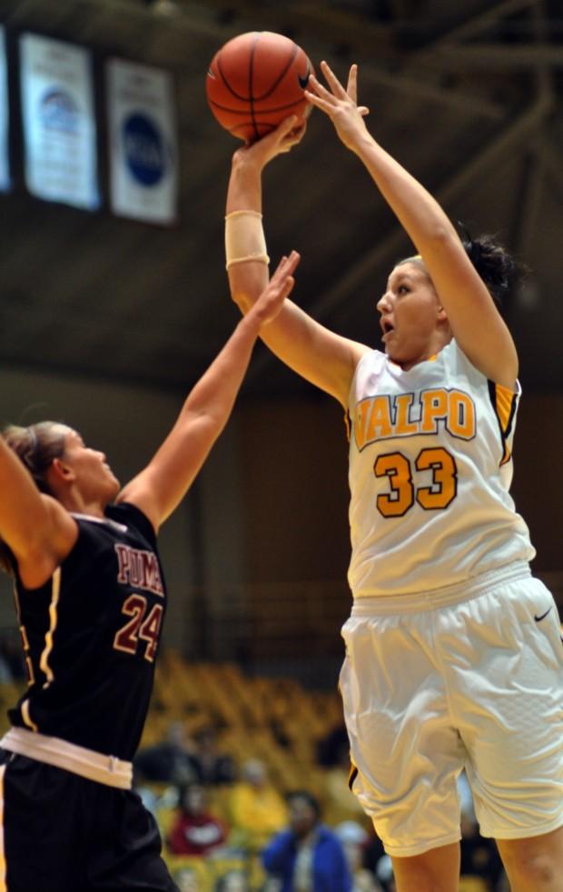 Crusaders hold off St. Joseph's women's basketball team 65-62