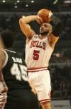Bulls vs Spurs