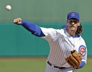 Samardzija a Cubs leader? Job's open, and he's willing