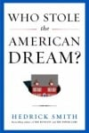 SHELF LIFE:  Pulitzer Prize winning author talks about what happened to the American dream