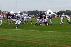 Bears Training Camp Day 11