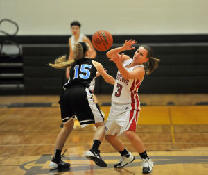 Washington Twp. routs Covenant Christian in sectional opener