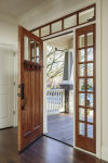 Doors show a home's personality
