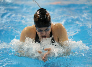 Chesterton rolls to 15th consecutive girls swimming sectional title