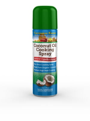 Carrington Farms Non-Stick Coconut Oil Cooking Spray
