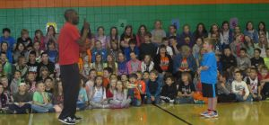 Harlem Wizards give Union Twp. schools boost
