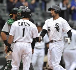 Sale masterful as White Sox edge Athletics 1-0