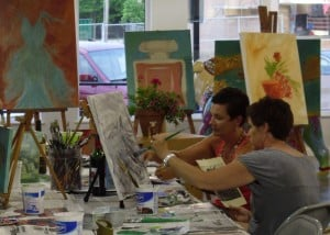 New South Shore Arts classes offer learning and fun