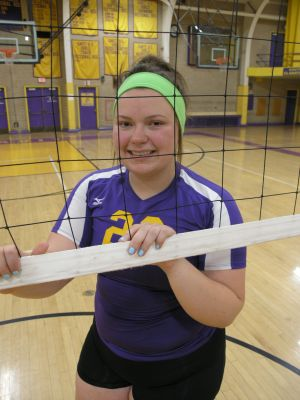 Gavit setter Shelby Geurts happy to just be playing