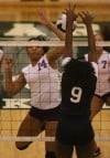 Merrillville battles Michigan City in volleyball sectional