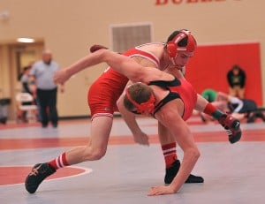 CP claims 11th straight wrestling sectional crown