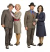 """Cast Leads of """"Guys and Dolls"""" at Theatre at the Center"""