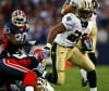 T.F. South grad Pierre Thomas leading New Orleans' running attack  
