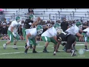 Griffith, Valpo square off in scrimmage