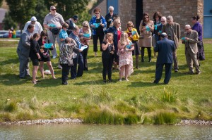 Tashlich ceremony in Munster marks Rosh Hashanah, High Holy Days