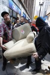 Pre-NATO protests target evictions, foreclosures