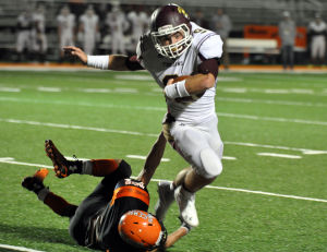 Second-half ball control, defense push Chesterton past LaPorte