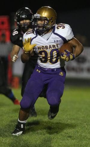 Hobart's Smith has more than football on his mind