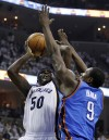 Zach Randolph, Serge Ibaka