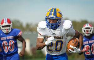 Crete-Monee piles up 613 yards in win over Rich South