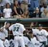 Klein's walkoff single gives RailCats win in 10 innings
