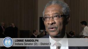 Sen. Lonnie Randolph discusses goals for term