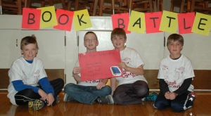 Yost Elementary announces Book Battle Winners