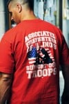 'Red Shirt' Fridays support disabled veterans