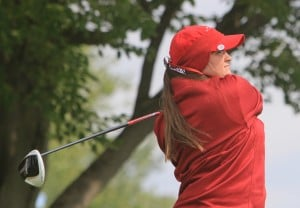 Crown Point's Curtis loves to play golf