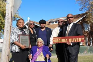 East Chicago dedicates intersection to centenarian