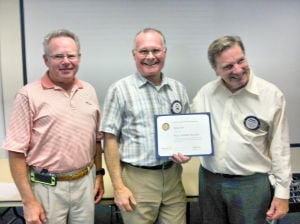 Chesterton-Porter Rotary Club honors Ton