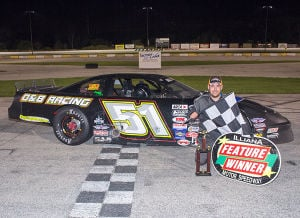LOCAL AUTO RACING: Danta claims season championship race at Illiana