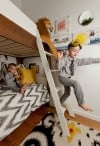 Kids sharing bedrooms: two can be better than one