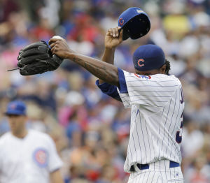 Alcantara 2 more hits, but Cubs falls to Braves