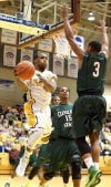 Valparaiso University vs Cleveland State, mens basketball
