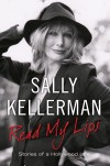 """Read My Lips"" Book Cover for Actress Sally Kellerman's Autobiography"