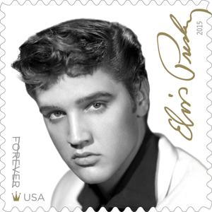 PHIL POTEMPA: Elvis stamp unveiling next month, with new song treatment from The King