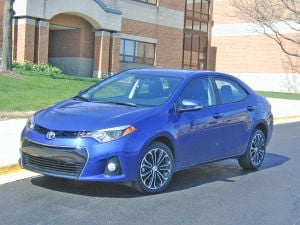 Corolla rules the best seller list