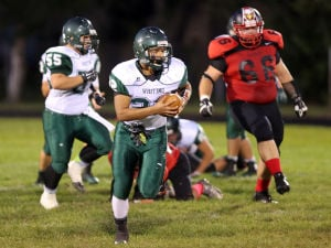 Gallery: Region football games played Sept. 19