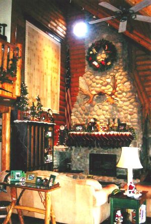 Lansing offers holiday home tour