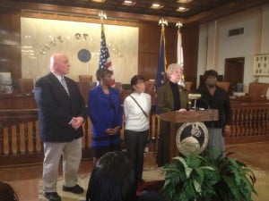 Gary mayor joins nationwide effort to recognize impact of national service
