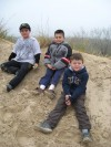 Scouts take on the Dunes
