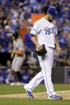 Bumgarner, Pence helps Giants lead Royals 5-0