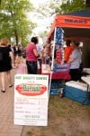 Taste of Duneland attracts 15 eateries, rain-wary customers