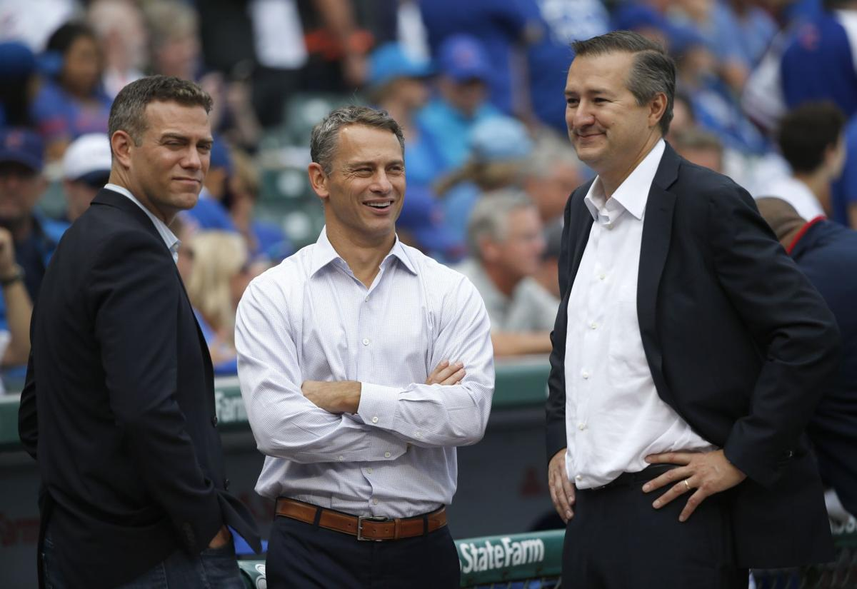 03a71355 Image result for tom ricketts and theo epstein