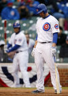 Cubs lose to Utley, Phillies in home opener