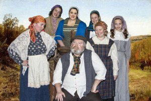 Fiddler on the Roof at Footlight