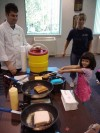 Parks department introduces cooking to preschoolers