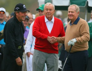 Nicklaus: Never had a sit-down with Tiger Woods